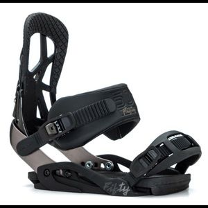 Other - Drake Fifty Snowboard Bindings